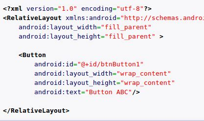 android layout width fill parent contoh wrap content dan fill parent di android hptekno