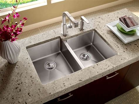 kitchen sinks ideas stainless steel drop in kitchen sinks the homy design