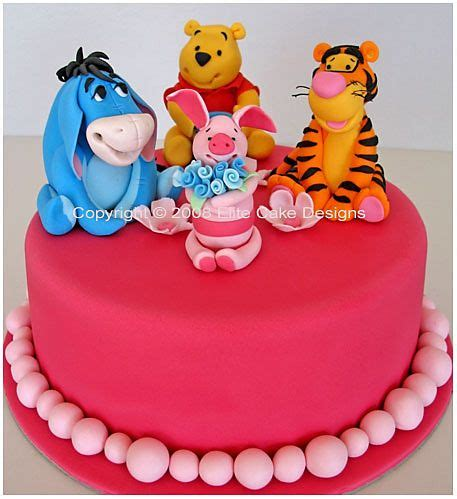 winnie the pooh cake template images of winnie the pooh and friends birthday cake tigger