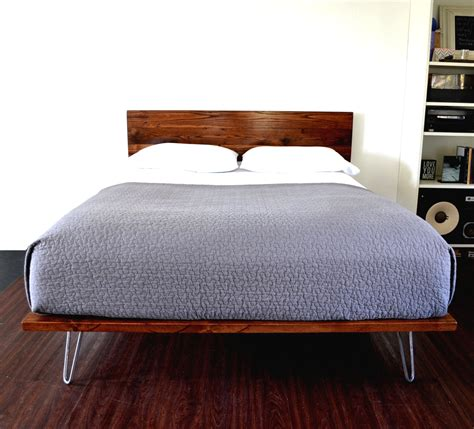 Platform Bed And Headboard Platform Bed And Headboard Size On Hairpin By Casanovahome