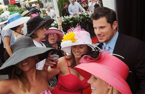 Nick Do The Kentucky Derby by The Kentucky Derby Bring On The Pastels The Hats The