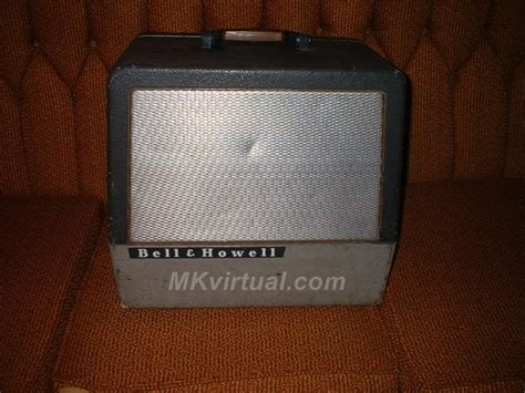 Box Bell A 1 By Harco Audio bell howell audio visual speaker box