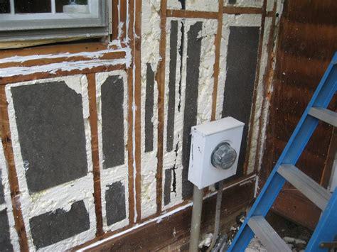 rigid insulation basement home design inspirations