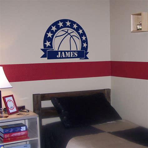 sports stickers for walls sports wall decals home design sports wall decals support your favorite team