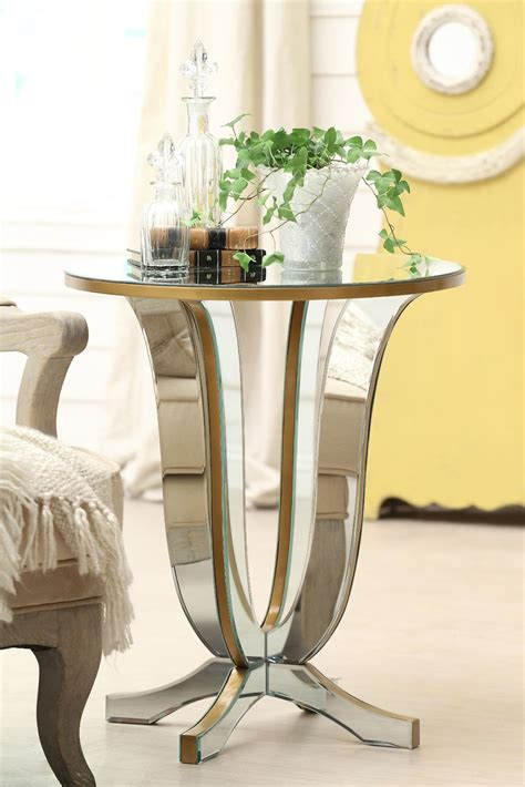 round living room tables mirrored living room furniture round wonderful mirrored