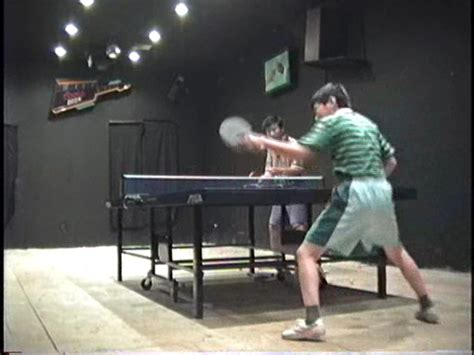 table tennis lessons and drills binghu ren