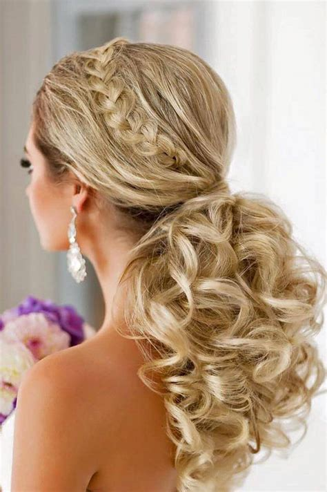 31 drop dead wedding hairstyles for all brides elegantweddinginvites