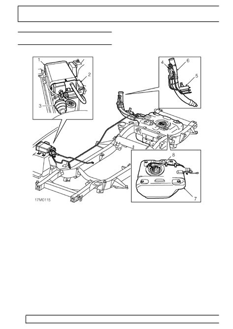 Discovery I Fuel Leak Help - Land Rover Forums - Land