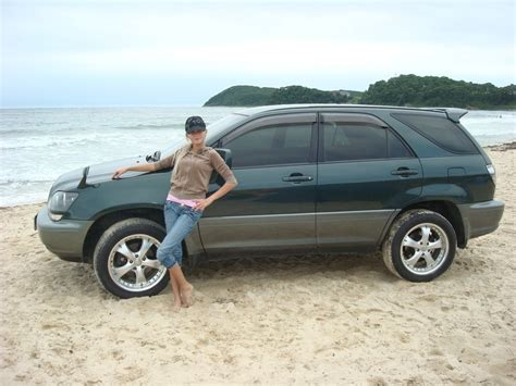 toyota harrier 2000 2000 toyota harrier pictures information and specs