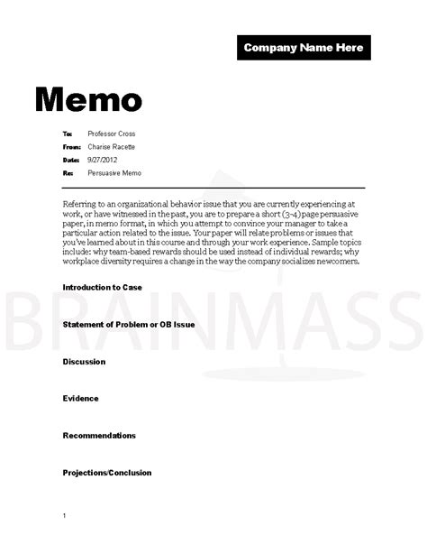 organizational behavior persuasive essay
