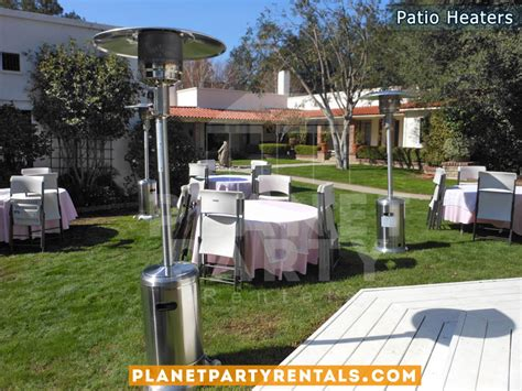 patio heater rentals patio heaters