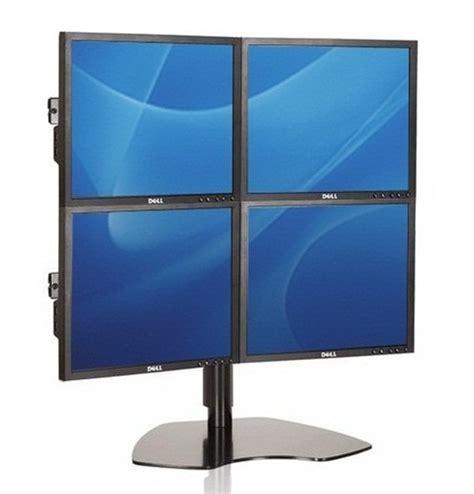 Multi Monitor lcd multi monitor array dell monitors