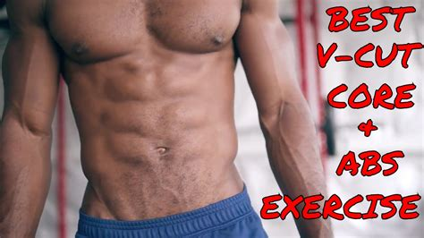 the best v cut ab exercise strength and aesthetics