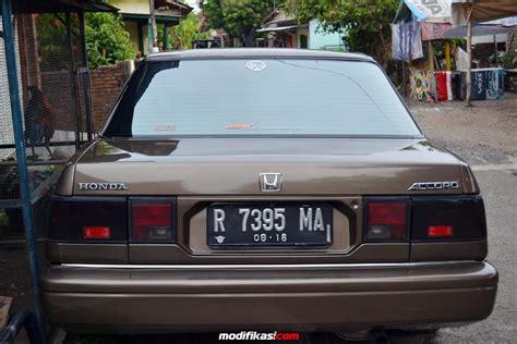 bekas jual accord prestige tahun 87