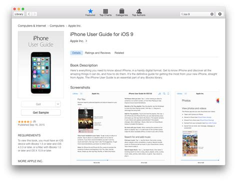 iphone user guide for ios 9 iclarified