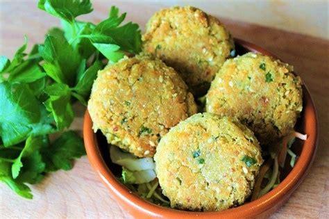 cucina mediorientale ricette falafel di ceci la ricetta piatto mediorientale
