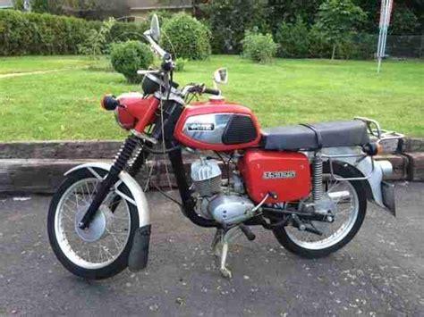 125 Motorrad Mz by Motorrad Mz Ts 125 Bestes Angebot Von Sonstige Marken