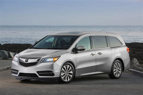 Acura To Build A Minivan Page 4