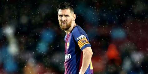 Jaket Bola Barcelona Artis Messi Terbaru batal buka bisnisnya messi tinggalkan barca merdeka