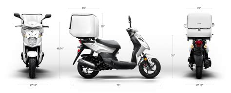 Pch Delivery - specs pch 50 delivery lance powersports