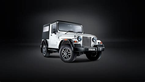 thar jeep white mahindra thar price in india images specs mileage