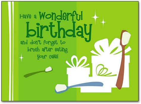Happy Birthday Wishes For Dentist 50 Cute Happy Birthday Dentist Wishes With Images
