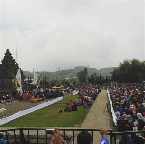 top  tempat wisata  jawa tengah  wajib dikunjungi