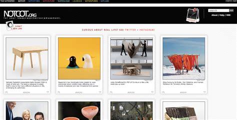 notcot ideas aesthetics amusement a great blog top 5 product design blogs to follow