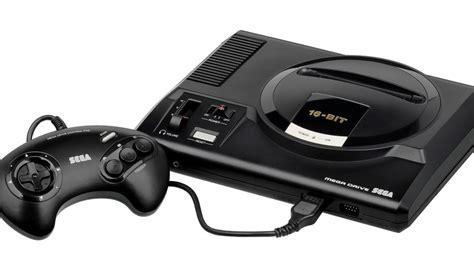 megadrive console where to buy classic sega megadrive in the uk tech
