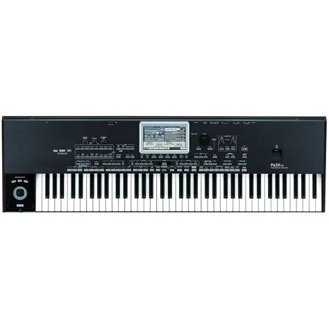 Alat Musik Keyboard Korg Korg Pa3x Le 171 Keyboard
