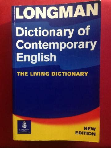 livro longman dictionary of contemporary english new ed livros e revistas ipiranga s 227 o
