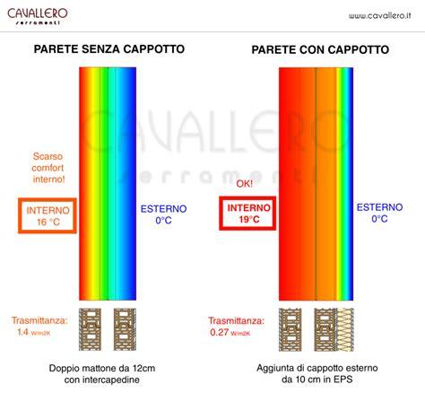 isolamento termico muri interni guida isolamento a cappotto termico meglio esterno o interno