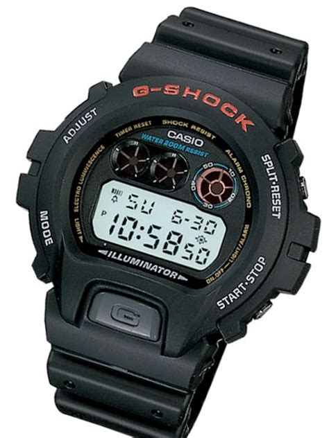 Casio Gshock Dw 6900 casio g shock multi function chronograph alarm sport
