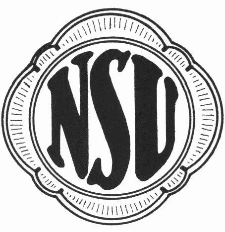 Nsu Motorr Der Logo by Nsu Cartype