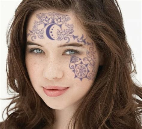 house of night tattoo designs face tattoos house of night pinterest faces face tattoos and tattoos and body art