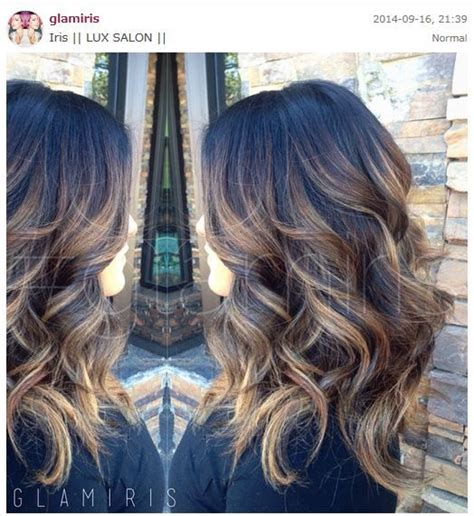 diy highlights for dark hair pinterest the world s catalog of ideas
