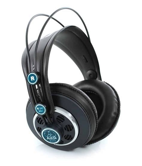 Headphone Akg K240 akg k240 mk2 professional reference studio headphones buy akg k240 mk2 professional reference