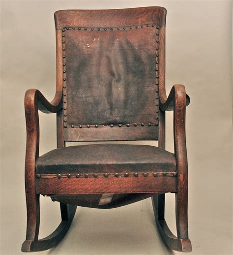 leather rocking chair rocking chair design antique oak rocking chair unique