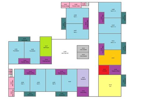 layout plan of the building southern cross grammar school masterplan