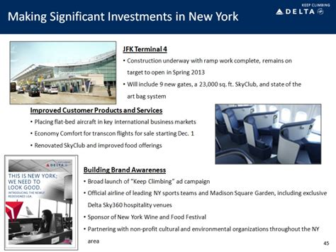 Benefits Of Delta Economy Comfort by New Agreement Improves Flows Extends Benefits For