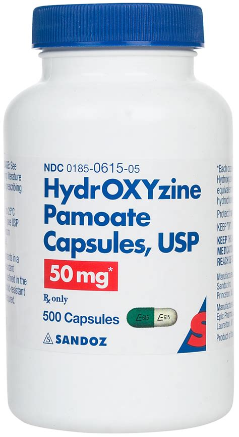 hydroxyzine for dogs hydroxyzine pamoate capsules for dogs cats and horses generic brand my vary