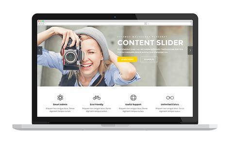 wordpress theme x demo content front page switcher story wordpress theme