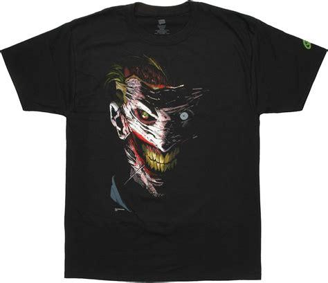 Joker T Shirt joker mask t shirt