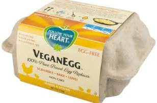 vegan eggs are now real from follow your heart i eat grass