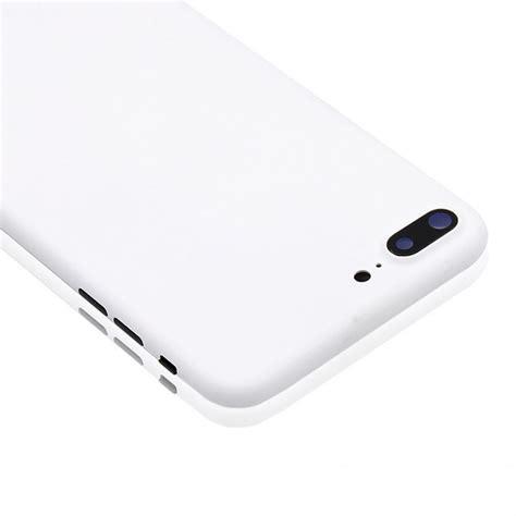 iphone 7 plus matte white color housing