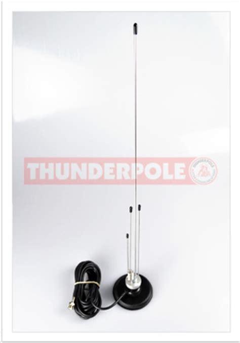 thunderpole skyscan mobile scanner antennas thunderpole