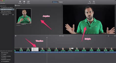 tutorial para imovie tutoriais imovie como criar o seu primeiro projeto