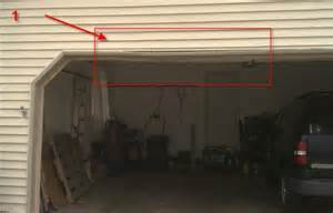 Garage Door Forum How To Fix Rotting Wood In The Top Of Garage Door Opening Doityourself Community Forums