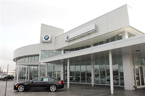 bmw dealership auto dealerships osk design partners
