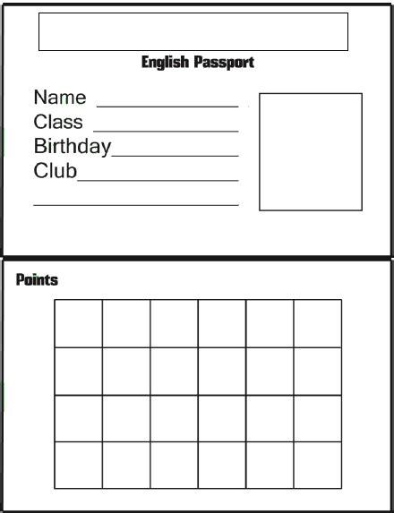 template of passport passport alt jte connect